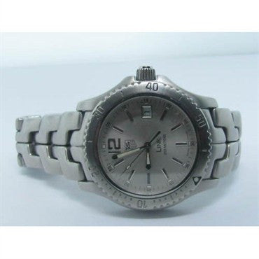 thumbnail image of Tag Heuer Link Stainless Steel Mens Watch WT1112