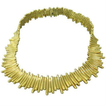 thumbnail image of Tiffany & Co 18k Yellow Gold Necklace