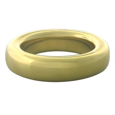 image of Pomellato Schiava 18K Yellow Gold 6mm Band Ring