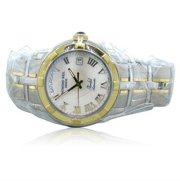 thumbnail image of Raymond Weil Mens Parsifal Automatic 2844 STG 00908