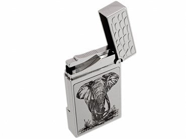 image of ST Dupont Special Edition Linge 2 Buffalo Lighter 016495
