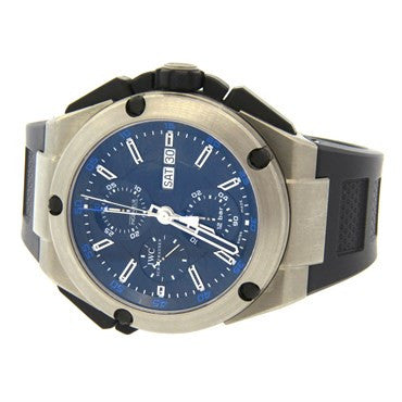 thumbnail image of IWC Ingenieur Titanium Mens Chronograph Watch IW376501