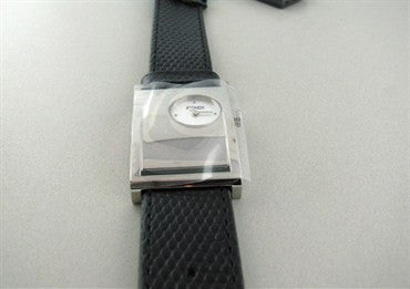 thumbnail image of New Fendi Slide Stainless Steel Ladies Watch F53124M