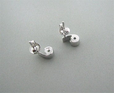 image of Hearts On Fire Whisper 0.50ct Diamond Earrings