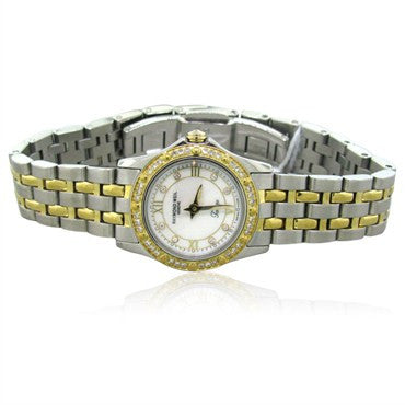 image of Raymond Weil Womens Tango Diamond Watch 5790 SPS 00995