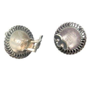 thumbnail image of Georg Jensen Sterling Silver Earrings 39 B