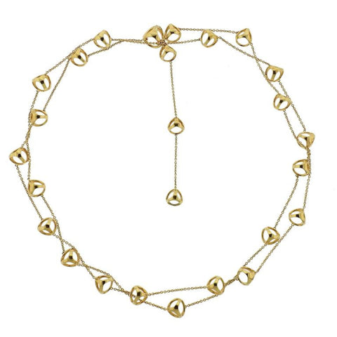 Di Modolo Triadra Long Gold Necklace