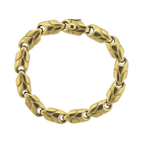 image of Bvlgari Bulgari Gold Bracelet