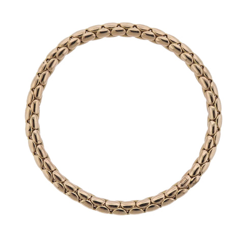 image of Chimento 18k Rose Gold Flexible Bracelet
