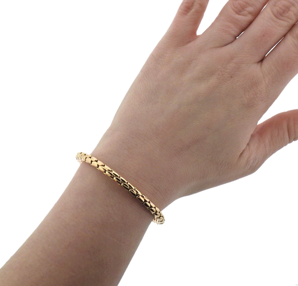 thumbnail image of Chimento 18k Rose Gold Flexible Bracelet
