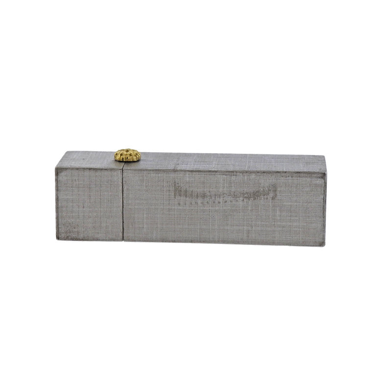 thumbnail image of Buccellati Gold Sterling Silver Lipstick Case
