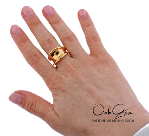 image of Chopard Imperiale 18k Gold Band Ring