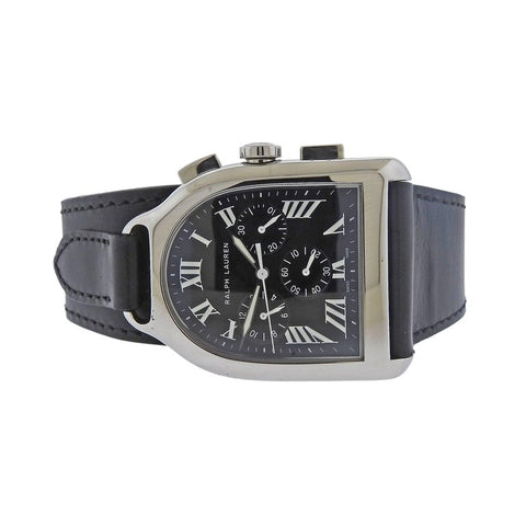 Ralph Lauren Chronograph Automatic Wristwatch