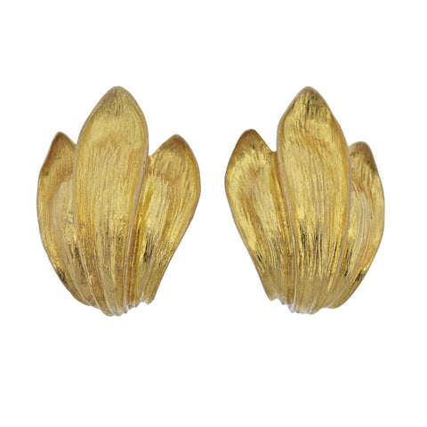 image of Maramenos Pateras Greece Gold Earrings