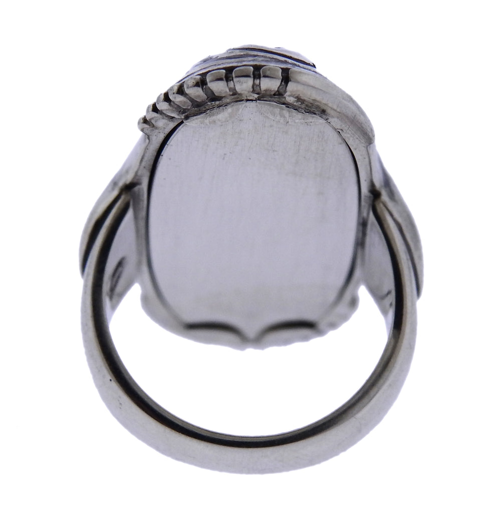 thumbnail image of Georg Jensen Sterling Silver Ring