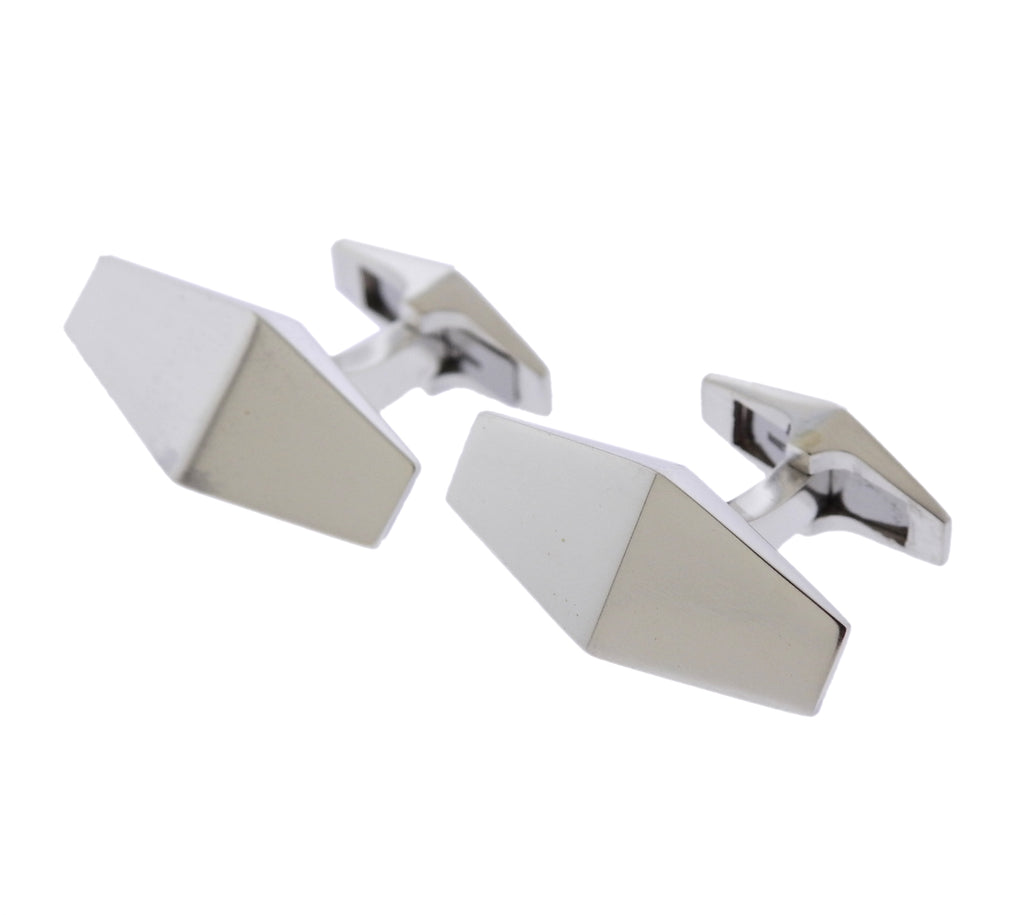 thumbnail image of Georg Jensen Art Deco Sterling Silver Cufflinks