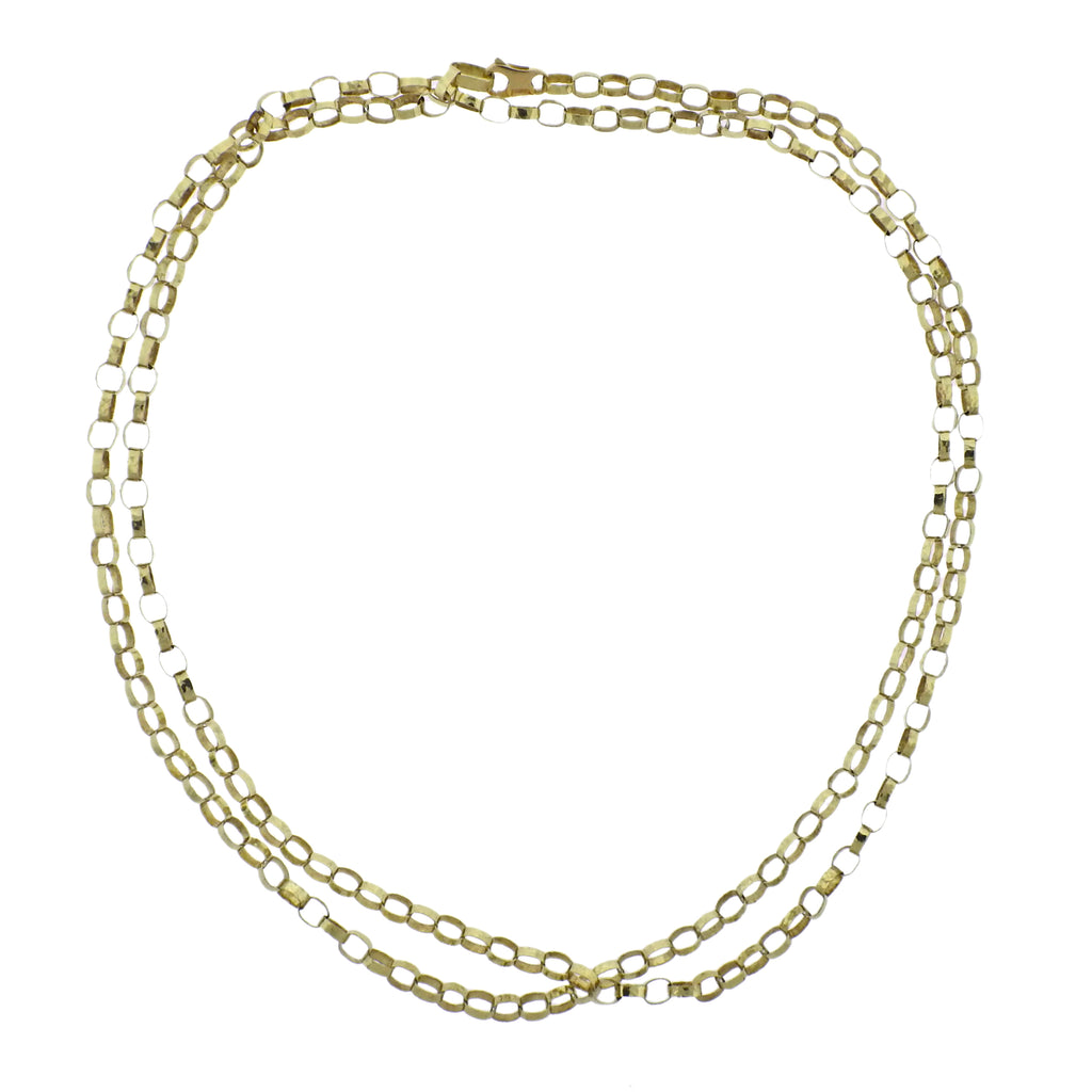 thumbnail image of Ippolita Gold Link Long Necklace