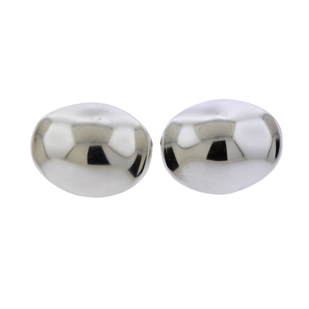thumbnail image of Georg Jensen Fortune Sterling Silver Cufflinks