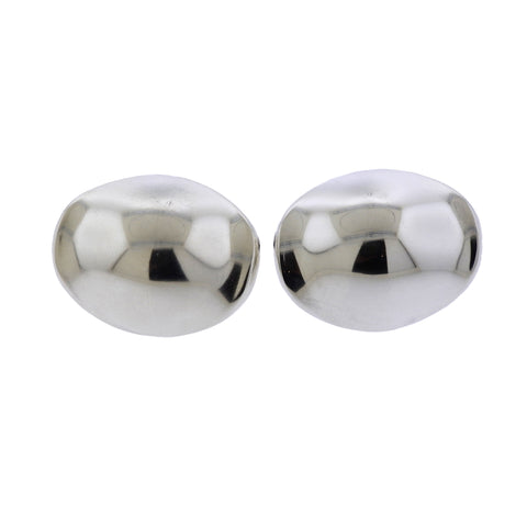 image of Georg Jensen Fortune Sterling Silver Cufflinks