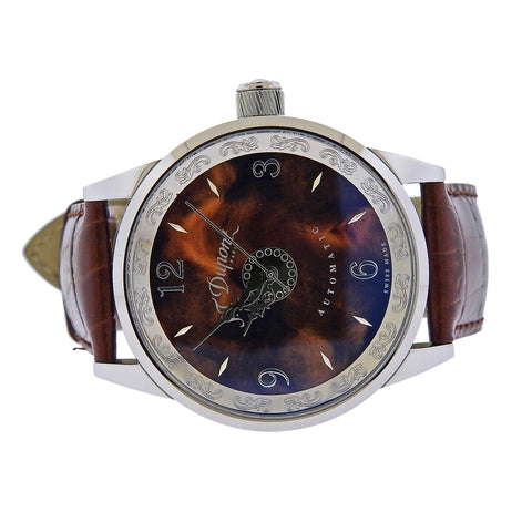 image of S.T. Dupont Wild West Limited Edition Prestige Automatic Watch