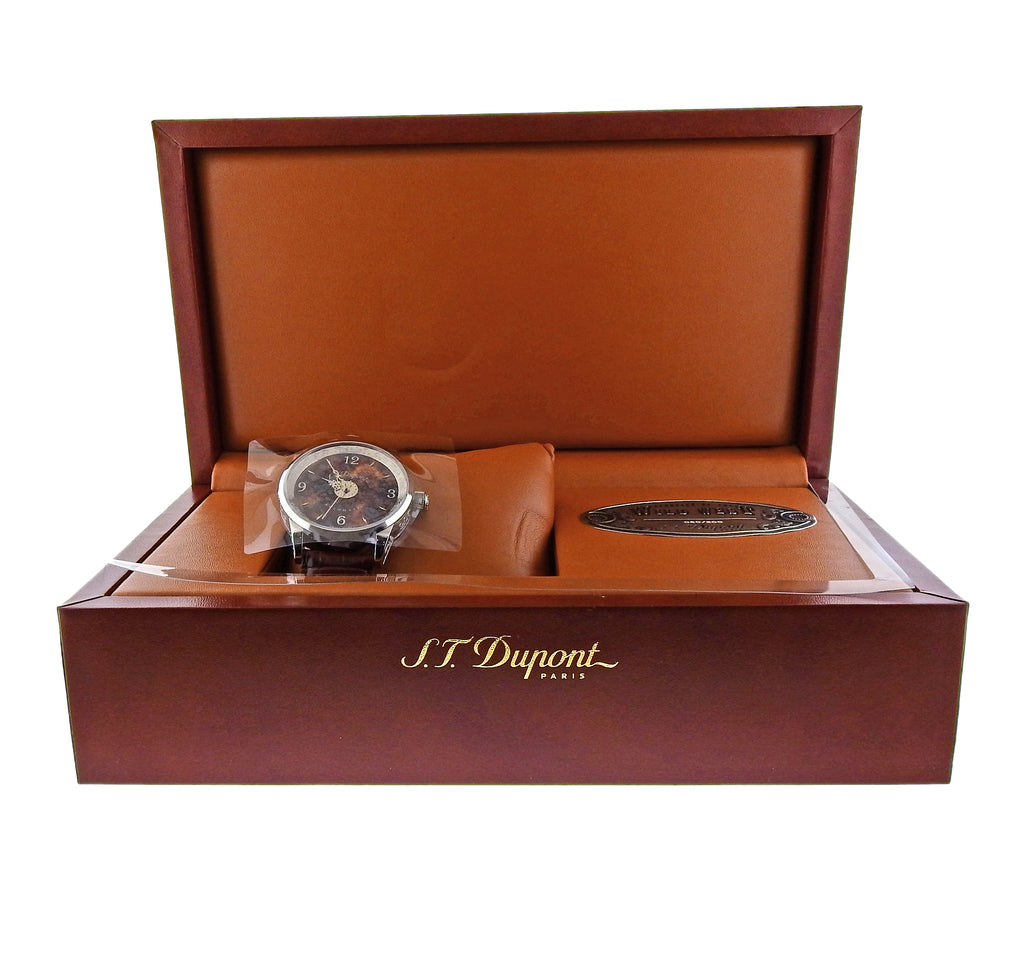 thumbnail image of S.T. Dupont Wild West Limited Edition Prestige Automatic Watch