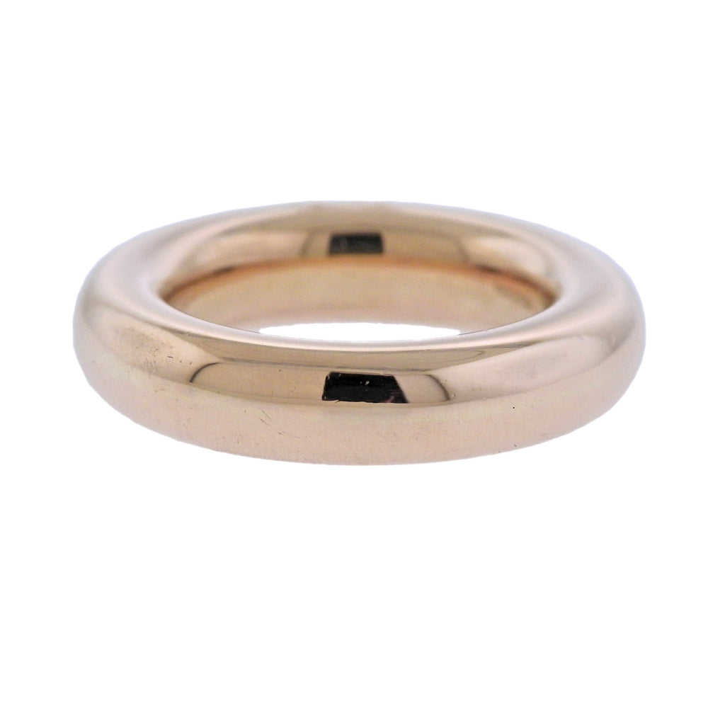 thumbnail image of Pomellato Rose Gold Stackable Band Ring