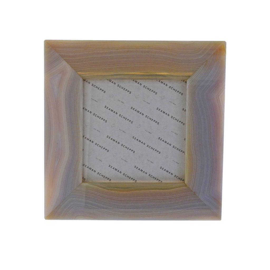 thumbnail image of Seaman Schepps Agate Square Picture Frame