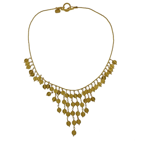 image of Yossi Harari 24k Gold Necklace