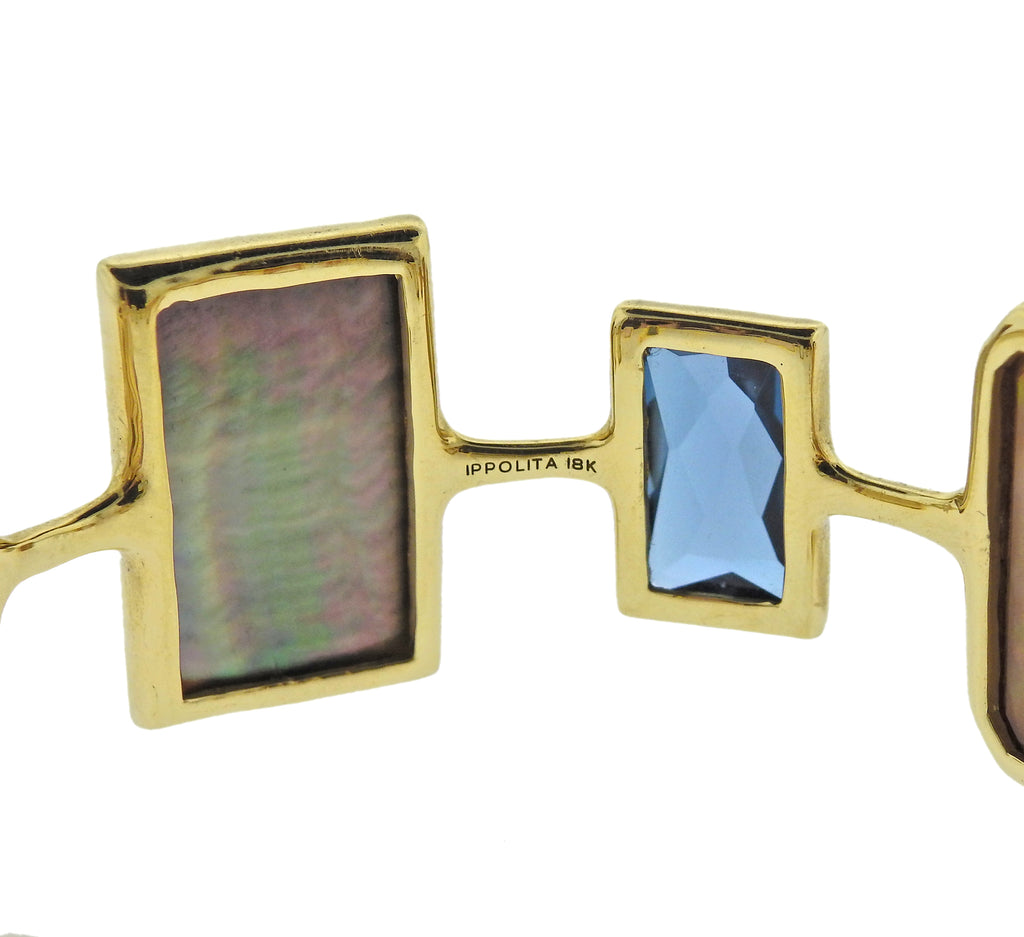 thumbnail image of Ippolita Rock Candy Marrakesh Gemstone Bracelet