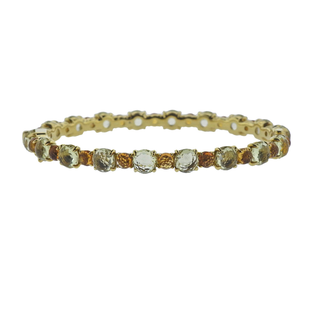 thumbnail image of Ippolita Lollipop Citrine 18k Gold Bracelet