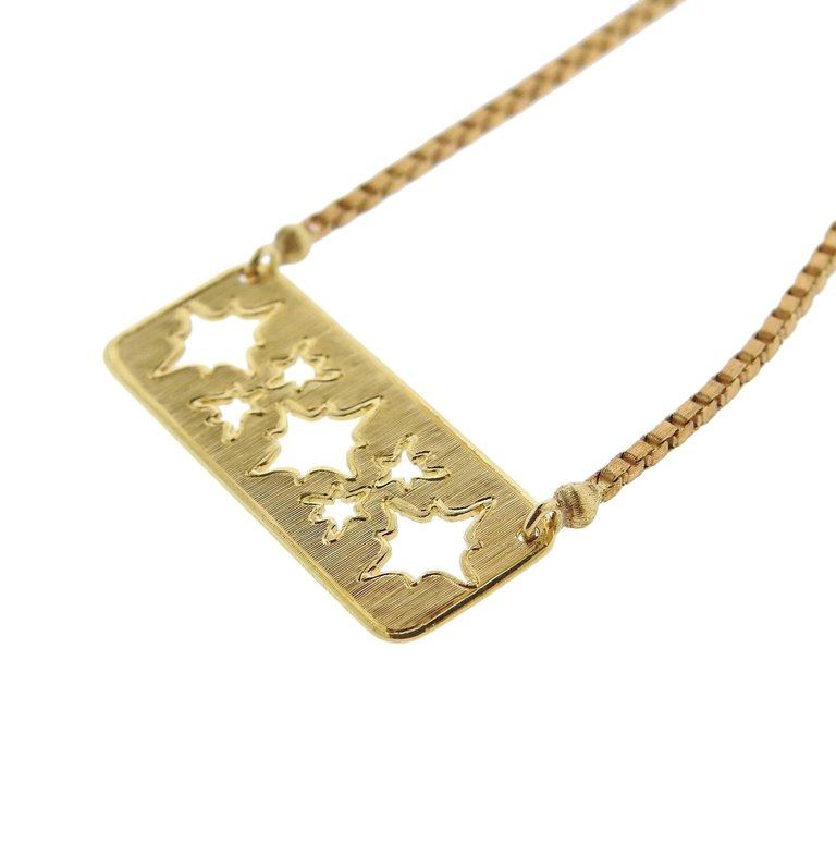 thumbnail image of Buccellati Gold Pendant Necklace