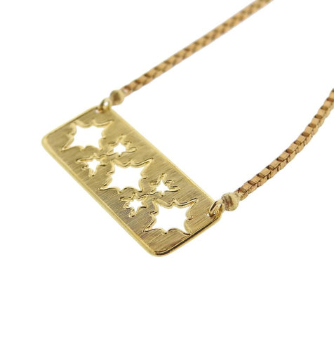 image of Buccellati Gold Pendant Necklace