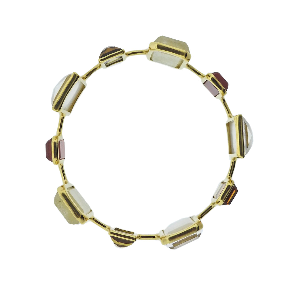 thumbnail image of Ippolita Rock Candy Casablanca 18k Gold Bracelet
