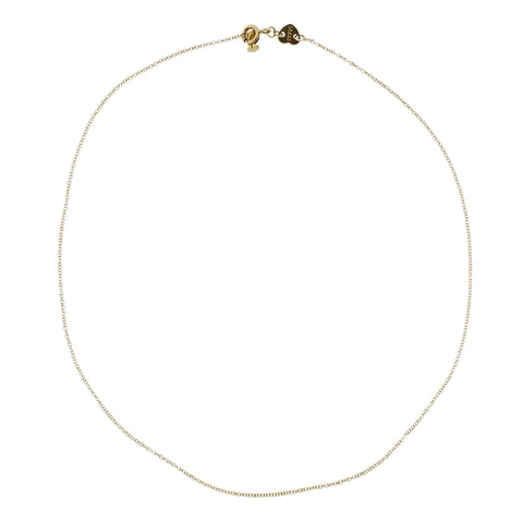 image of Pasquale Bruni 18k Yellow Gold Chain Necklace