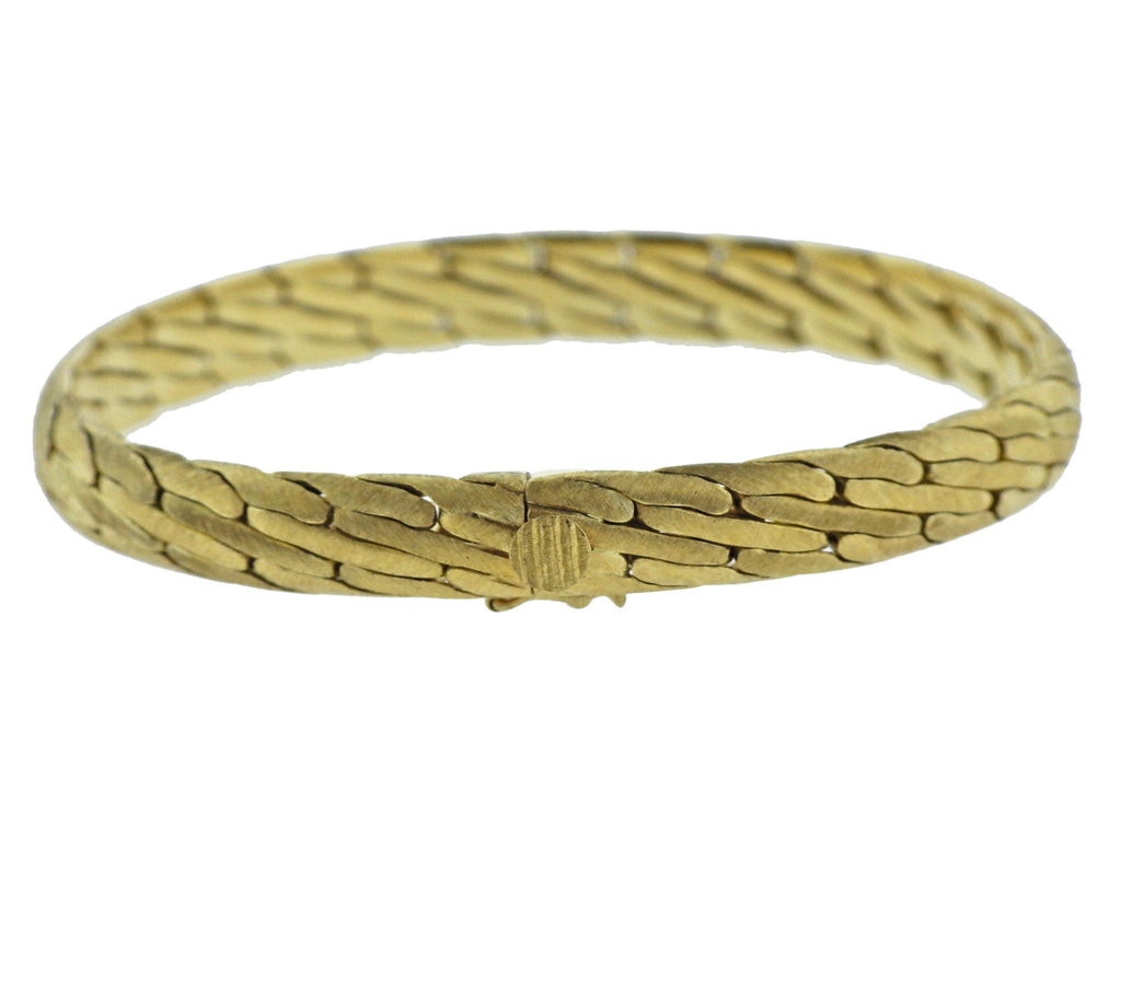 thumbnail image of Buccellati Yellow Gold Bracelet