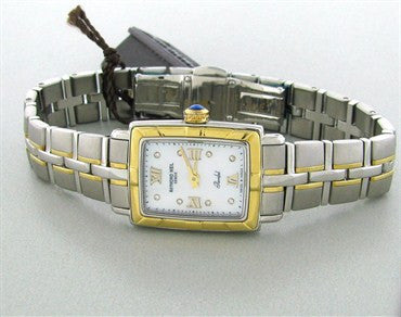 thumbnail image of Raymond Weil Womens Parsifal Diamond MOP Dial Watch 9740 STG00995