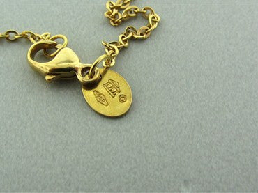 thumbnail image of Temple St.Clair 18K Gold Diamond Pendant Necklace