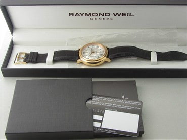 thumbnail image of Raymond Weil 7737 PC5 00659 Maestro Mens Chronograph Automatic Watch