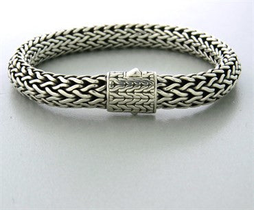 thumbnail image of John Hardy Sterling Silver 10mm Classic Chain Bracelet