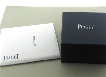 image of New Piaget Possession Rotating White Gold Band Ring