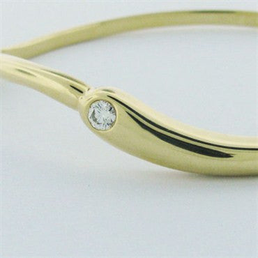 image of 18k Gold Hearts On Fire Diamond Enduring Small Bracelet