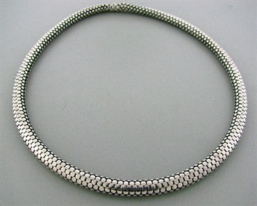 image of John Hardy Dots Sterling Silver Chain Necklace