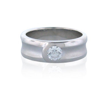 image of Hearts On Fire Distinguished Mens Diamond Ring