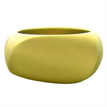 image of New Pomellato 18k Satin Finish Gold Ring