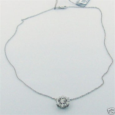 thumbnail image of Hearts on Fire 18k Gold 1.15ct Diamond Necklace