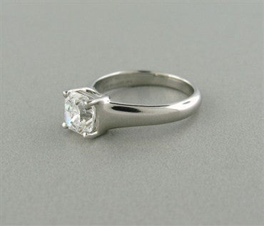 thumbnail image of Tiffany &Co Lucida 1.50Ct F VVS Diamond Engagement Ring