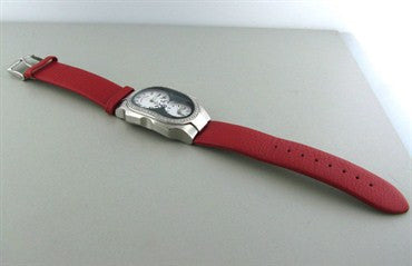 image of Philip Stein Teslar Stainless Steel Diamond Ladies Watch