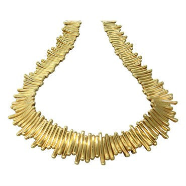 image of Tiffany & Co 18k Yellow Gold Necklace
