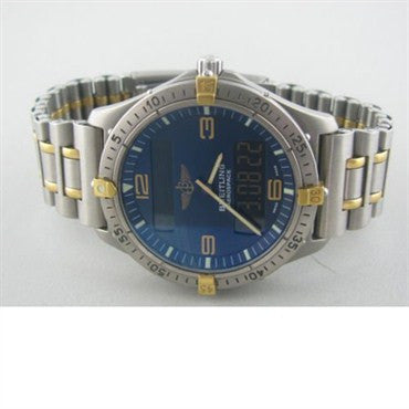 Breitling Professional Aerospace Titanium Watch F56062