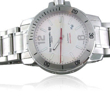 image of Raymond Weil Nabucco Stainless Steel Mens Watch